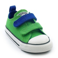 TENIS VERDE CHOCLO CONVERSE JUNGLE 100 % ORIGINALES