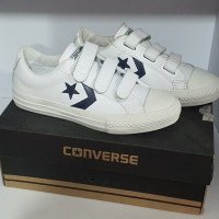 TENIS BLANCO CHOCLO CONVERSE STAR PLAYER 100% ORIGINALES