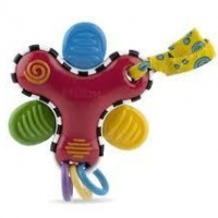MORDEDERA NUBY SOOTHE AND PLAY JUGUETE MULTIPLES SUPERFICIES