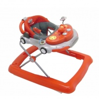 ANDADERA BBTEK CAR-CARTOON ENTRENADOR 7076H