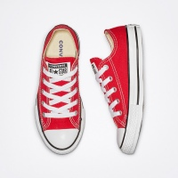 TENIS ROJO CHOCLO CONVERSE CLASICO ALL STAR 100 % OIGINALES